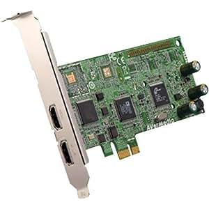 Avertv HD DVR High Definition / Analog Video Capture Card PCIe MTVHDDVRR