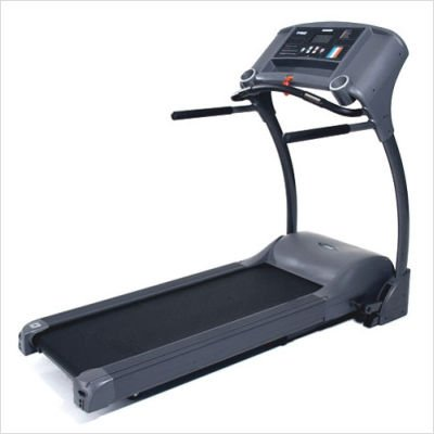 Smooth Fitness 5.45 Folding Treadmill