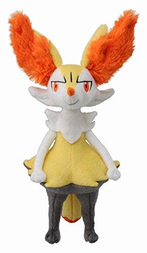 """Takaratomy Pokemon X and Y 10.5"""" Braixen XYN-26 Plush - 1"""