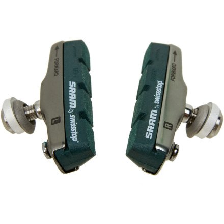 Image of SRAM Red Brake Pad/Holder - Pair (B0050GP9EG)