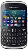 Blackberry Curve 9320 Mobile Phone on / Orange / Pre-Pay / Pay as you go / PAYG - Black