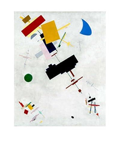 Especial Arte Lienzo Suprematism - Kazimir Malevich Multicolor