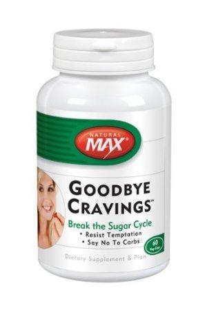 NaturalMax revoir fringales, 60 Veg-Caps