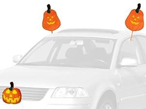 Mystic Industries Pumpkin Halloween Vehicle Costume from Mystic Industries