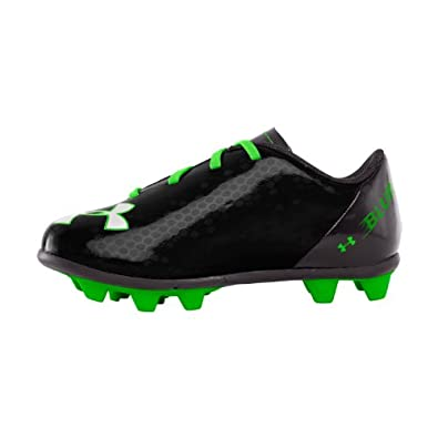 Buy Under Armour Kids' UA Blur III HG Soccer Cleats by Under Armour