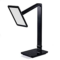 ANNT Smart Touch Dimming and Color Temperature Control LED Desk Lamp Night Light