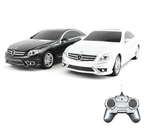 Mercedes-Benz-CL63-AMG-original-RC-ferngesteuertes-Modellauto-Mastab-124-Fernsteuerung