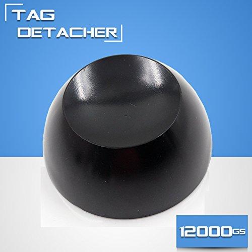 [해외]EAS 블랙 12000GS 자기 골프 분리기 보안 하드 태그 리무버 보안 키/EAS Black 12000GS Magnetic Golf Detacher Security Hard Tag Remover Security Ke