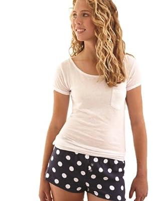 Boxercraft Women's Cotton Flannel Check Sleep Short Boxer