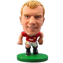 Soccerstarz Manchester United Paul Scholes Home Kit 2014 Version Figure
