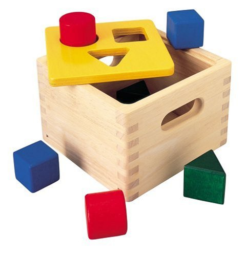 Plan Toy Shape and Sort It Out