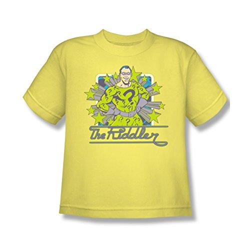 Riddler Stars Youth T-Shirt