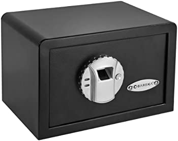 Barska AX11620 Mini Biometric Safe