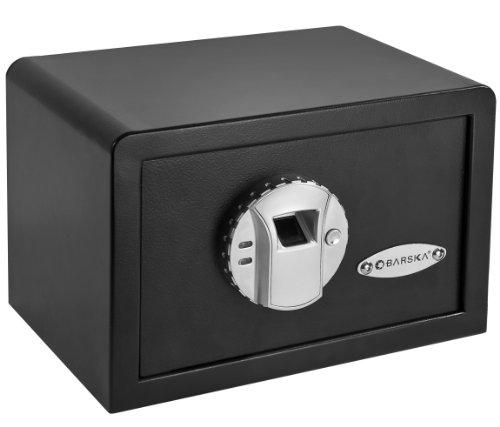 BARSKA Mini Biometric Safe