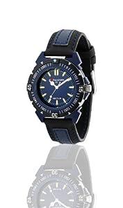 Sector R3251197035 - Reloj analógico unisex de cuarzo con correa de plástico multicolor