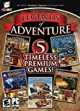 Egames Inc Legends Of Adventure Three Musketeers 20000 Leagues Treasure Island Sm Box