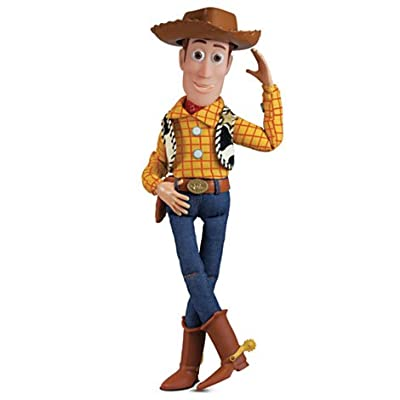 """Toy Story Pull String Woody 16"""" Talking Figure - Disney Exclusive by Disney"""