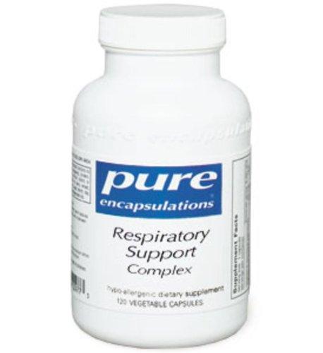 Pure Encapsulations - Respiratory Support Complex 60 Caps