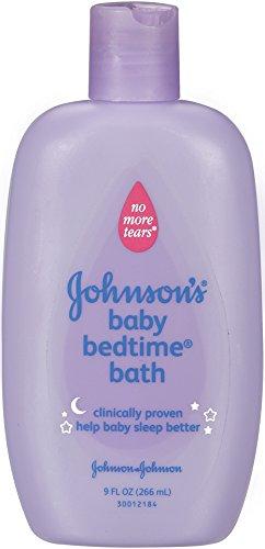 Johnson's Baby Bedtime Bath, 9 Fluid Ounce (Pack of 6) 9 Ounce Bath