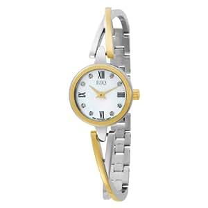 ESQ Movado Women's 7101320 Sienna Two-Tone Bangle Bracelet Watch