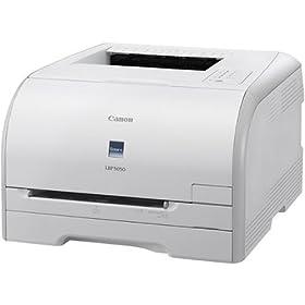 Canon i-Sensys LBP5050 Stampante Laser, colore: Bianco