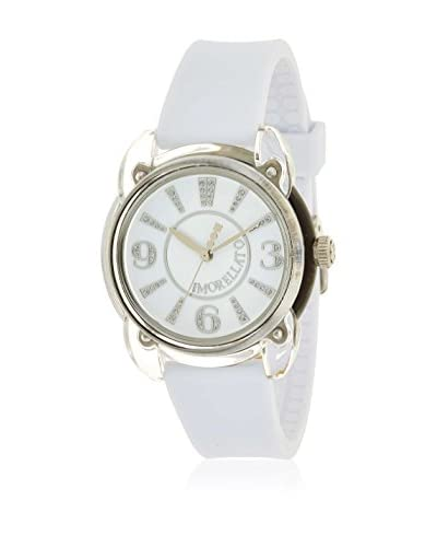 Morellato Reloj con movimiento Miyota Woman Jj Blanco 34 mm