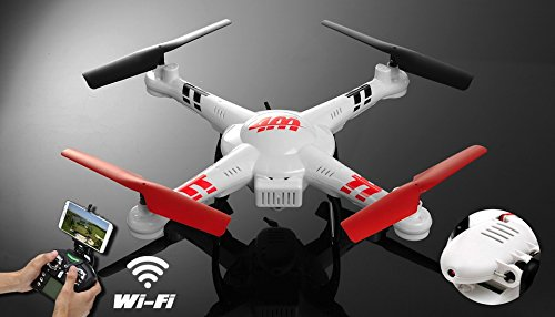 WL Toys V686K 6-Axis Gyro 2.4G 4CH WIFI FPV Real-time Videos Return