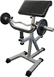 Valor Fitness CB-11 Standing Arm Curl with Pivot