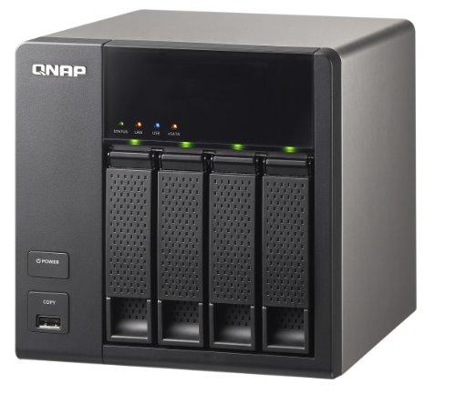 QNAP TurboNAS TS-412