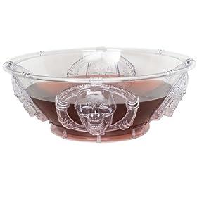 Skeleton Punch Bowl