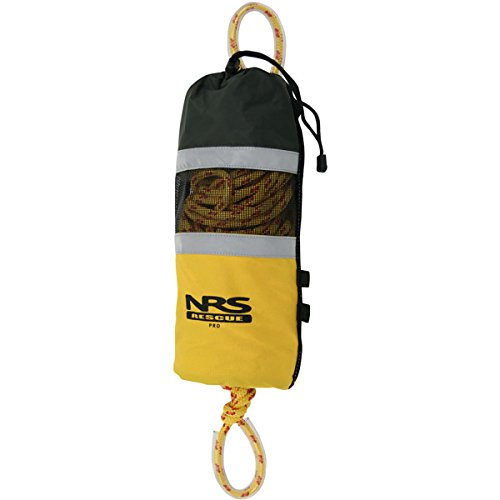 NRS Standard Rescue Throw Bag with 75-feet Polypropylene Floating Rope (Rope Lights 75 Feet compare prices)