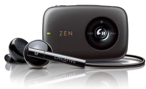 CREATIVE メモリプレーヤー ZEN STONE 2GB スピーカー内蔵モデル ブラック ZN-STK2G-BK