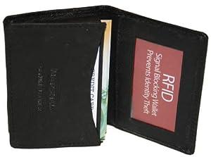 Marshal RFID Blocking Credit Card Holder- Brown RFID70