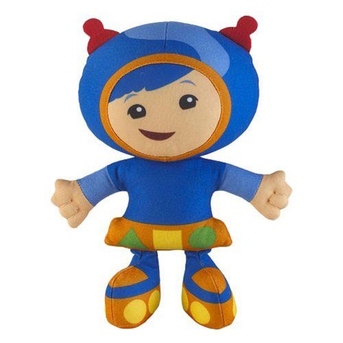 Fisher-Price Team Umizoomi Geo Plush front-10898