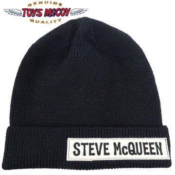 (トイズマッコイ)TOYS MACCOY STEVE McQUEEN ミリタリーニットキャップ