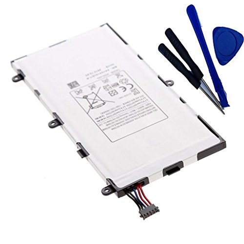 Powerforlaptop Tablet Pc Battery Lt02 for Samsung Galaxy Tab 3 7.0 Sm-t210r T210 T211 T217 T4000e Kids T2105 P3200 1588-7285 with Installation Tools