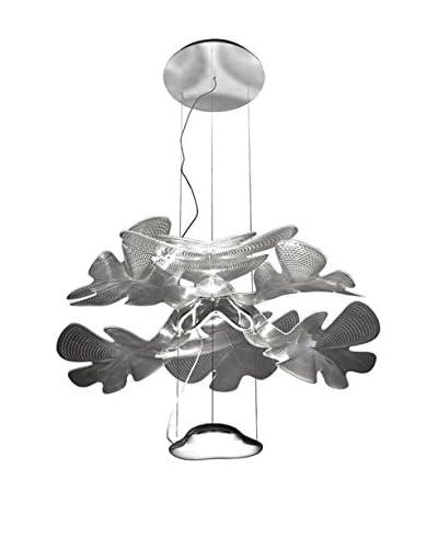 Artemide Lampada LED Chlorophilia Trasparente/cromo
