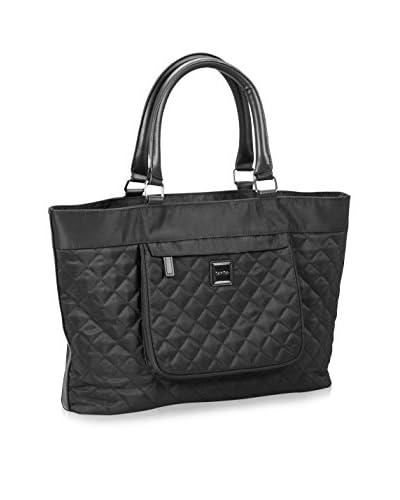 Calvin Klein Hawthorne Shopper Tote, Noir