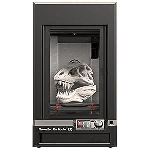 MakerBot Replicator Z18 - 3D printer - FDM - build size up to 457 x 305 x 305 mm - layer: 2.54 mil - USB, LAN, USB host, Wi-Fi
