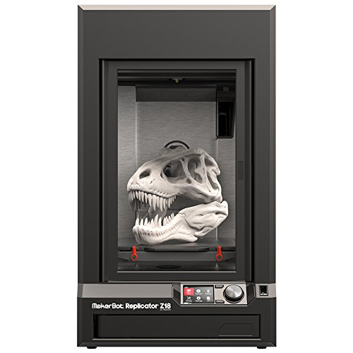 MakerBot Replicator Z18 3D Printer, Firmware Version 1.7+