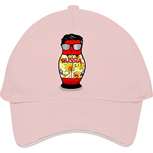 Summer Nesting Doll Russia Adjustable Snapback Cap Hat For Men Baseball Cap