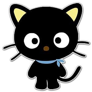 "Amazon.com: Hello Kitty Chococat sticker decal 4"" x 4"": Automotive"