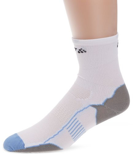 Craft - Calzini running Stay Cool, uomo, bianco (bianco), XL (FR: 46-48)