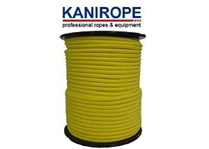 Polypropylenseil SH 8mm Meterware gelb Polypropylen Seil Reepschnur Leine Schnur Festmacher Rope