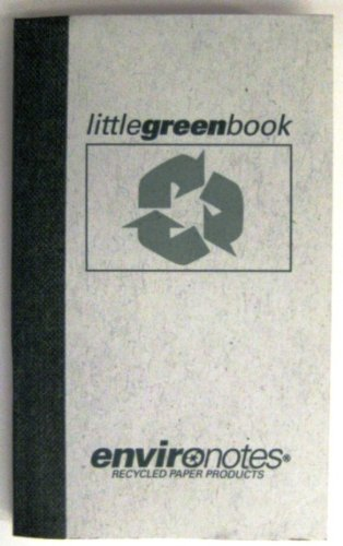Roaring Spring Little Green Memo Book, 5 X 3 Inches, 60 Sheets (77356) front-249473
