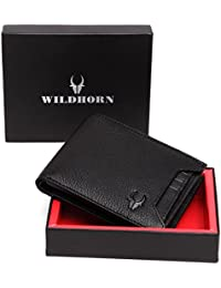 Upto 75% off on Wildhorn wallets and bags at Amazon at Deal of the Day discount deal
