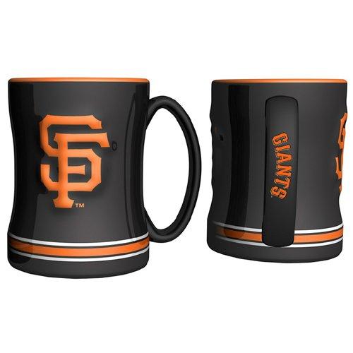 Bss - San Francisco Giants Mlb Coffee Mug - 15Oz Sculpted (Single Mug)