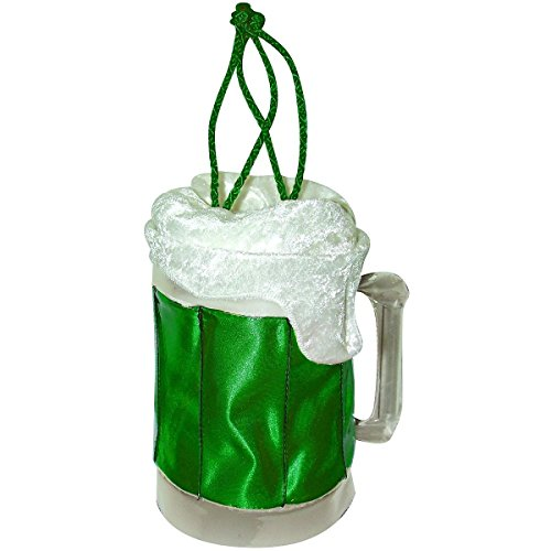 NEW Costume Accessory St. Patrick's Day Beer Green Purse for Adult Women