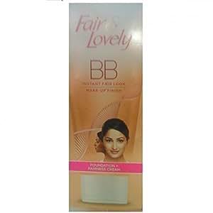 Fair & Lovely Fair and Lovely BB Instant Fair Look Fairness Cream