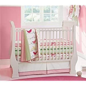 Childrens Nursery Bedding on Amazon Com  Pottery Barn Kids Penelope Nursery Bedding Set  Baby